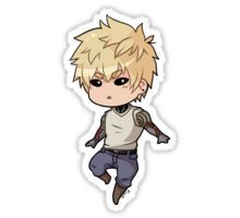 Buy 'Genos' by Fisukenka as a Sticker. Fan art made by Fisukenka. Genos chibi from the One Punch Man sticker set. One Punch Man, Chibi Boy, Anime Chibi, Anime One, I Love Anime, Anime Stickers, Cute Stickers, Caped Baldy, My Hero Academia Episodes