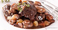 Говядина по-бургундски (Beef Bourguignon) от Гордона Рамзи с сайта bbcgoodfood.com