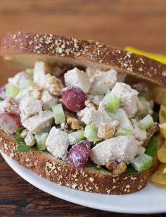 greek yogurt chicken salad-10