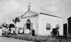 Parroquia Catolica, Cotto Laurel,Ponce,1910