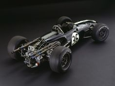 Eagle Weslake T1G USA. Still one of the most gorgeous open-wheelers ever built