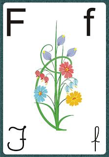 ♥ProfªAnanda♥: Alfabeto para Parede