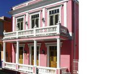 La Casa Rosada de Abelardo Diaz Alfaro, Caguas