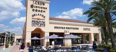 Conheça detalhes sobre o Premium Outlet Orlando um dos maiores centros de compras da Cidade