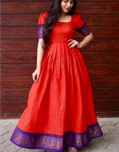 3 Brands To Shop Colorful Ethnic Dresses This Summer Designer Anarkali Dresses, New Designer Dresses, Lehenga Gown, Lehnga Dress, Indian Gowns Dresses, Indian Fashion Dresses, Half Saree Designs, Blouse Designs, Kurta Designs