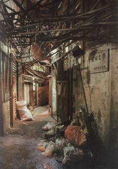 Inside Kowloon Walled City | HongKong