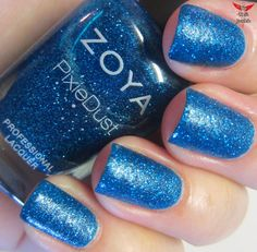 The Nail Junkie: Zoya Summer 2013 Pixie Dust Collection