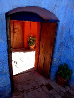 Pérou - Arequipa posté dans Péroupar picsandtrips Ville Blanche, Clinique, Monastère de Santa Catalina Dates du séjour : du 11 au 18  juin 2014
