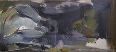Ivon Hitchens - Works | Offer Waterman