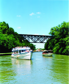 """A """"Sweet Summer"""" on the Erie Canal."""