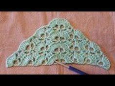 TUTO Crochet : Châle virus très facile / crochet tutorial: easy shawl - Y. Crochet Afghans, Poncho Crochet, Crochet Doilies, Easy Crochet, Crochet Flowers, Crochet Lace, Crochet Stitches, Free Crochet, Crochet Patterns