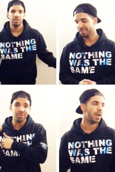 I love when he wears snapbacks
