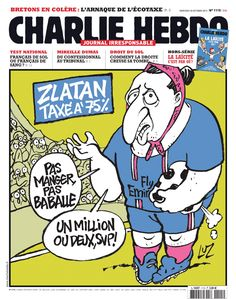 Luz - Page 3 - Strips Journal Caricature, Charlie Hebdo, Journal, Comic Books, Cartoon, Comics, Cover, Illustration, Shigeru