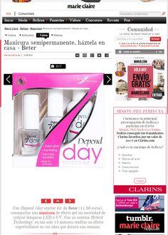 #MarieClaire #manicura, Kit 7 day