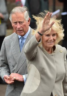 Camilla Parker Bowles Photos - Prince of Wales and The Duchess of Cornwall's Irish Trip Day Three - Zimbio