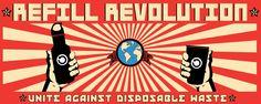 Rewolucja, zlikwidować śmieci!