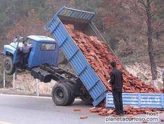 Demasiada carga para un camión!   Curiosidades