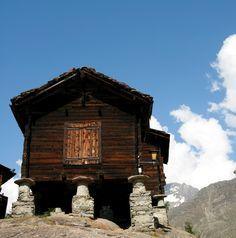 Saas Fee - Valais, Switzerland