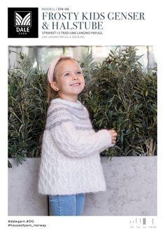Frosty Kids Genser & Halstube - Køb billigt her Norway, Crochet Hats, Kids, Stapler, Knitting Hats, Young Children, Boys, Children, Boy Babies