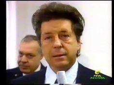 Achille Lauro, il rogo del 1994; unità di crisi e interv. Ministro Trasp...
