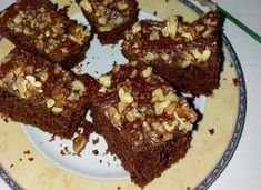 Amerikai süti, egyszerű kevert tészta, de az íze csodás! - Egy az Egyben Hungarian Recipes, Chocolate Cookies, Allrecipes, Brownies, Cake Recipes, Muffin, Food And Drink, Yummy Food, Sweets
