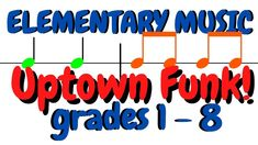 Music Classroom, Classroom Activities, Classroom Ideas, Videos Video, Uptown Funk, Rhythm Games, Primary Music, Piano Teaching, Elementary Music