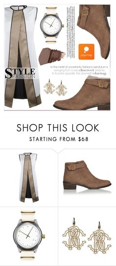 """""""# II/19 Popmap"""" by lucky-1990 ❤ liked on Polyvore featuring Roberto Cavalli, women's clothing, women's fashion, women, female, woman, misses, juniors and popmap"""