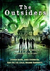 Speculative Fiction Showcase: The Outsiders, edited by Joe Mynhardt