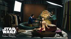 Star Wars at Madame Tussauds  #starwars #madametussauds