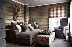 the Best of Ski Chalet Interiors & Design Cabin Homes, Log Homes, Lodge Style, Chalet Style, Cabins And Cottages, Interior Exterior, Kitchen Interior, Living Spaces, Living Room