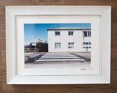 Kunstdruck -remember iceland- Streifen