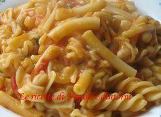 Pasta e fagioli (ricetta veloce)  #pastaefagioli