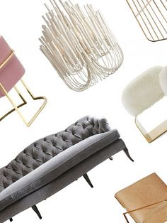 2016: furniture trends by interior designers