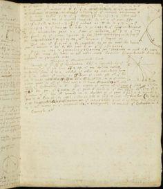 Isaac Newton's handwritten in Cambridge University Library (4)