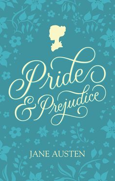 Pride and Prejudice  (Lettering Version)