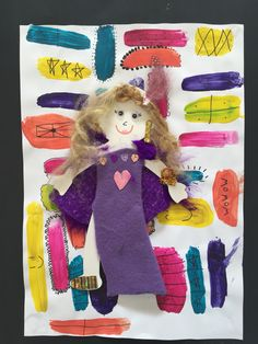 Dress Ups! Working with textiles- Grade Two