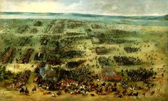 Battle of Kircholm in 1605 by Pieter Snayers, 1620s (PD-art/old), Château de Sassenage, commissioned by Sigismund III Vasa