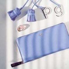 Cartera / Wallet http://www.purificaciongarcia.com/es/mujer/accesorios-carteras-y-monederos-mujer/continental-wallet-68724.html