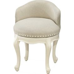 14 best vanity stools and chairs images furniture refurbished rh pinterest com