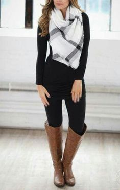 If you are Looking for cute fall fashion ideas, cute fall outfits for its the right place for you. I've gathered 31 cute fall outfits to give you Cute Fall Fashion, Fall Fashion Outfits, Fall Fashion Trends, Autumn Fashion, Fashion Fashion, Classy Fashion, Fashion 2020, Fashion Design, Legging Outfits