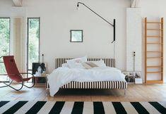 Bed Charles B&B Italia - Design by Antonio Citterio