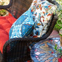 Discover unique patterned pillows and other decorative accent pillows at Pier 1 Imports. Living Room Cushions, Pier 1 Imports, Find Furniture, Vera Bradley Backpack, Decorative Throw Pillows, Baby Car Seats, Pattern, Bags, Backyard