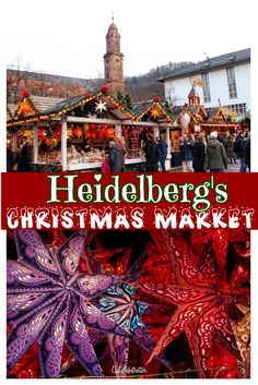 Heidelberg's Romantic Christmas Market, Germany - California Globetrotter