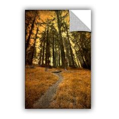 ArtWall Meander 6 Removable Wall Mural Size:
