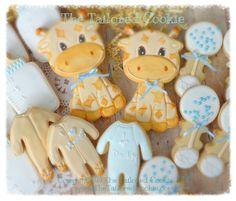 Super Cute Baby Cookies