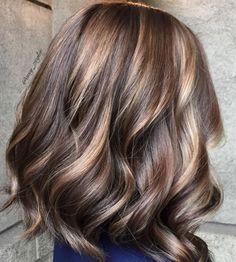 Hair colour ideas for brunettes 2018 – My hair and beauty