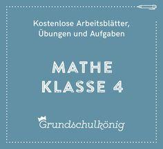 65 best Mathe   Grundschule images on Pinterest in 2018