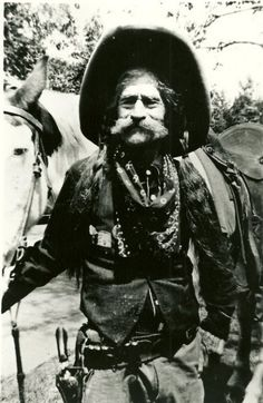 "Frank Boardman ""Pistol Pete"" Eaton (October 26, 1860 – April 8, 1958) was an…"