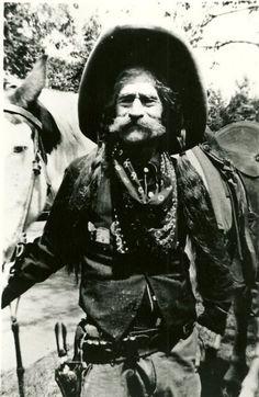 """Frank Boardman """"Pistol Pete"""" Eaton (October 26, 1860 – April 8, 1958) was an…"""