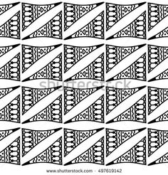 Ornamental pattern with black elements on white. Background for web pages, gift and packaging paper, printed fabrics, holiday invites, birthday cards and more.